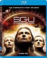 SGU Stargate Universe: The Complete First Season (Blu-ray Disc)