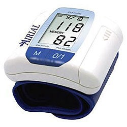 Airial BP2200 Automatic Blood Pressure Wrist Monitor