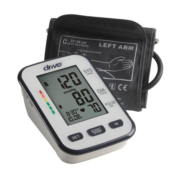 BP2400 Deluxe Automatic Blood Pressure Monitor