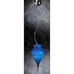 Nessa 1-light Chrome Finish Ceiling Lamp