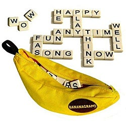 Bananagrams Word Game