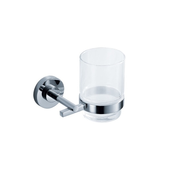Fresca Alzato Chrome Tumbler Holder
