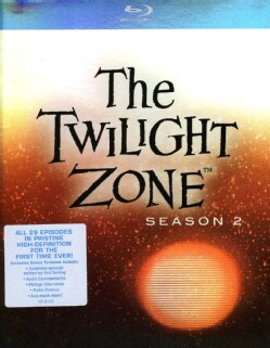 The Twilight Zone: Season 2 (Blu-ray Disc)