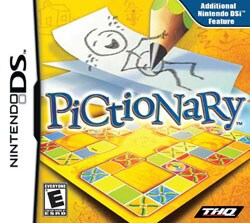 Nintendo DS - Pictionary - By THQ