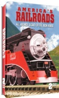 America's Railroads - All Aboard!: Legacy Of The Iron Horse (DVD)