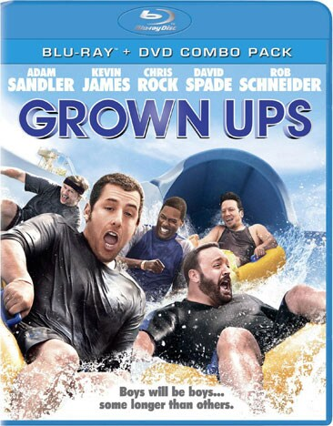 Grown Ups (Blu-ray/DVD)
