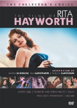 The Rita Hayworth Film Collection (DVD)