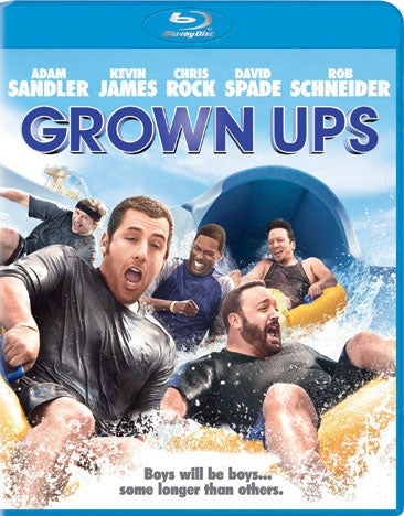 Grown Ups (Blu-ray Disc)