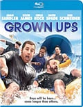 Grown Ups (Blu-ray Disc)