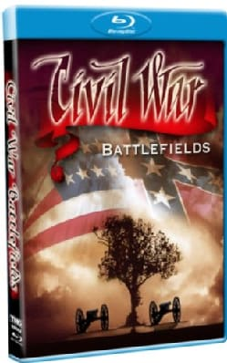 Civil War Battlefield (Blu-ray Disc)