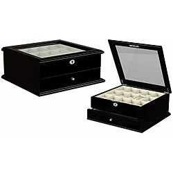 Seya Espresso Wooden Watch Box