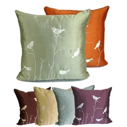Nightingale 20-inch Throw Pillow