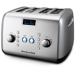 KitchenAid Contour Silver 4-slice Toaster