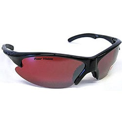 Tour Vision Men's 'Laguna Bronze Collection' Golf Sunglasses