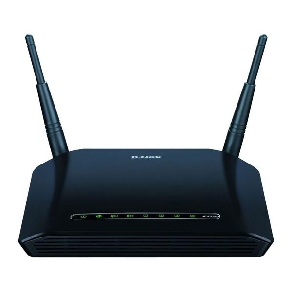 D-Link DIR-815 IEEE 802.11n Wireless Router