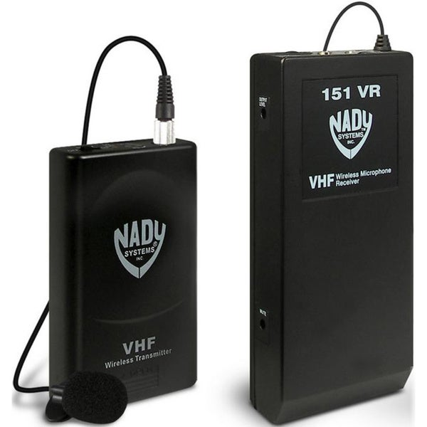 Nady 151 VR Channel A Wireless Microphone System