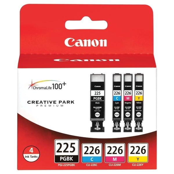 Canon 4530B008 Ink Cartridge - Black, Cyan, Magenta, Yellow