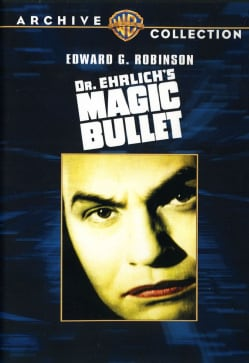 Doctor Ehrlich's Magic Bullet (DVD)