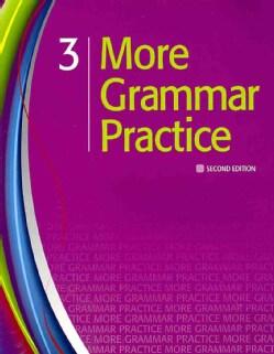 More Grammar Practice 3 (Paperback)