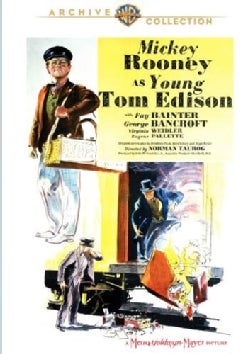 Young Tom Edison (DVD)