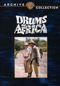 Drums Of Africa (DVD)