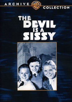 The Devil Is A Sissy (DVD)