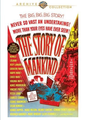 The Story Of Mankind (DVD)