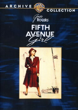 Fifth Avenue Girl (DVD)
