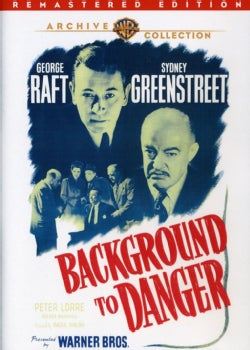 Background To Danger (DVD)