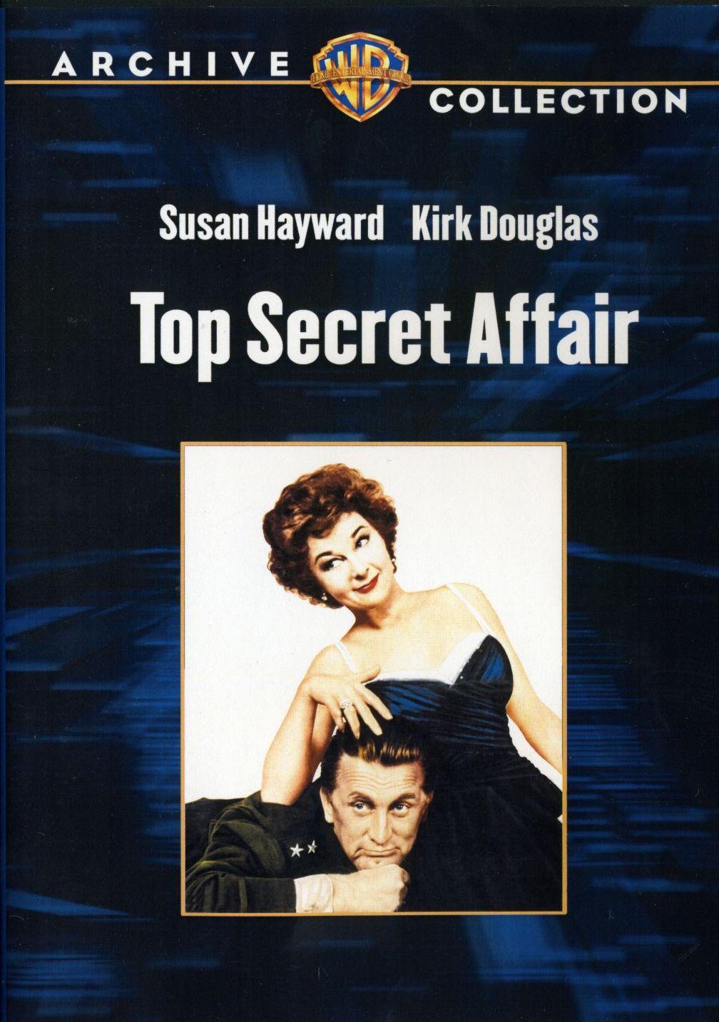 Top Secret Affair (DVD)