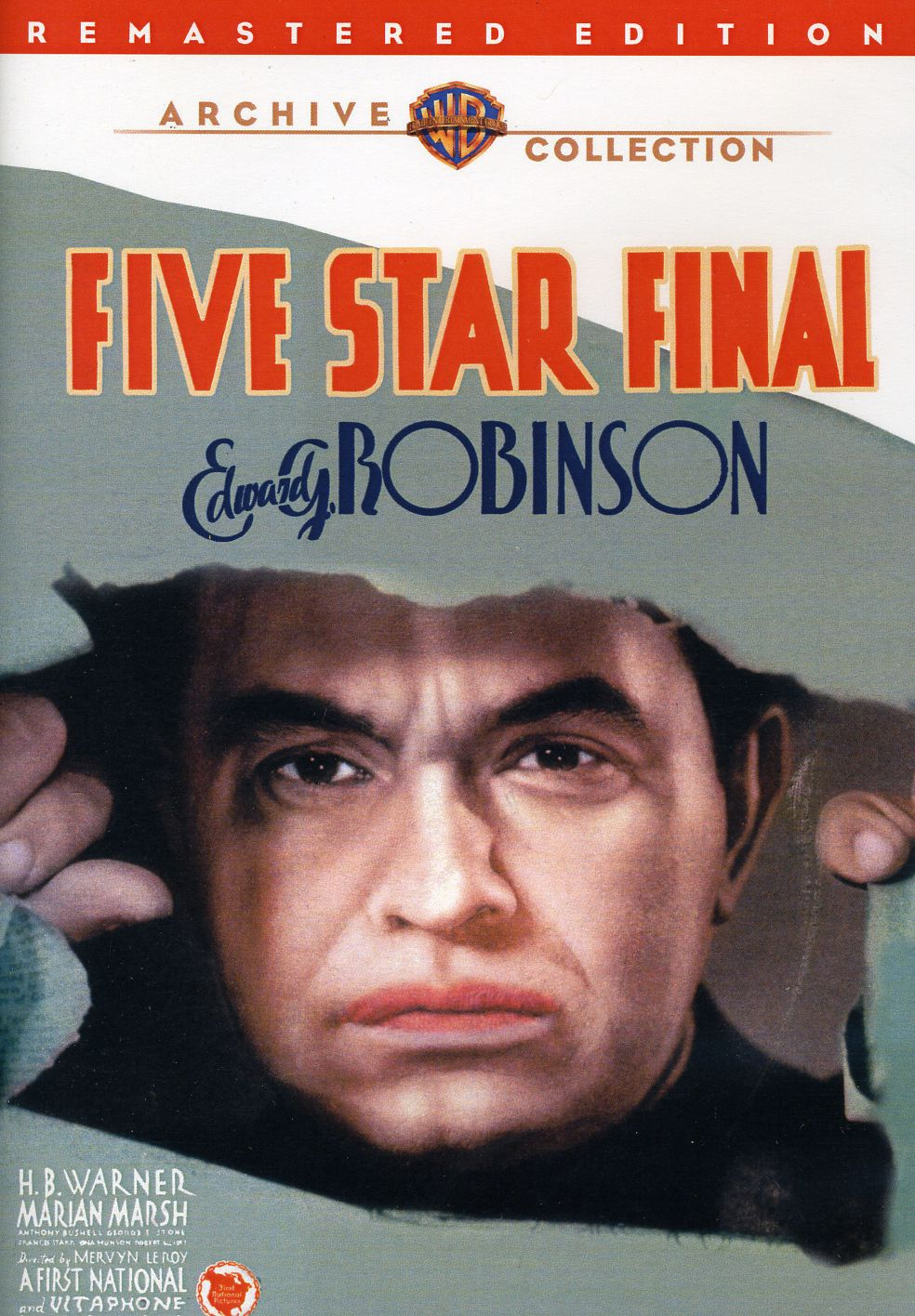 Five Star Final (DVD)