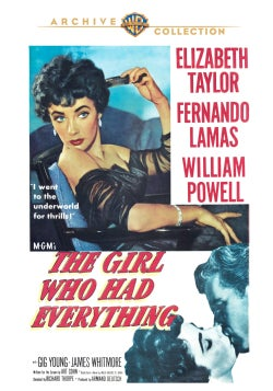 The Girl Who Had Everything (DVD)