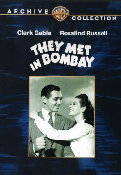 They Met In Bombay (DVD)