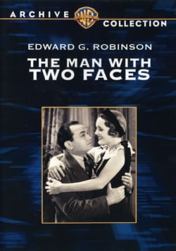 The Man With Two Faces (DVD)