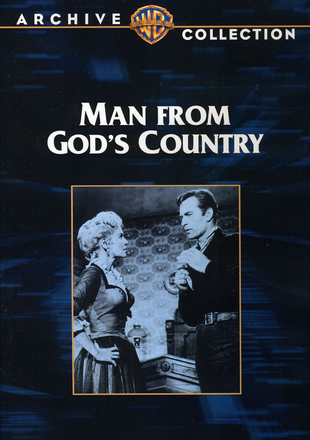 Man From God's Country (DVD)