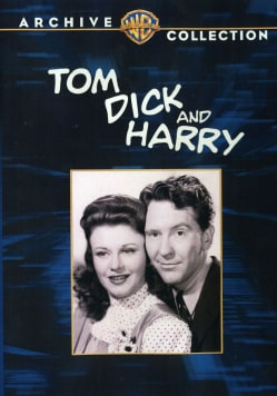 Tom, Dick And Harry (DVD)