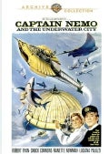 Captain Nemo & The Underwater City (DVD)
