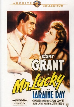 Mr. Lucky (DVD)