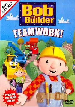 Bob The Builder: Teamwork (DVD)