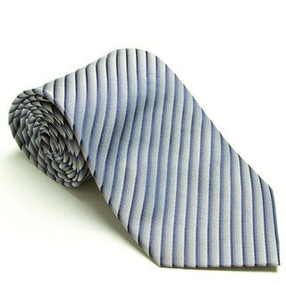 Platinum Ties Men's Blue Cake Tie