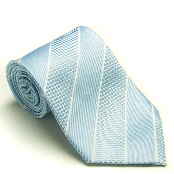 Platinum Ties Men's 'Baby Ice' Tie