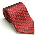 Platinum Ties Men's 'Red Dial' Tie
