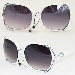 Women's P1863 White Fashion Sunglasses