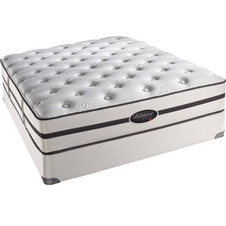 Beautyrest Classic Meyers Plush Firm King-size Mattress Set
