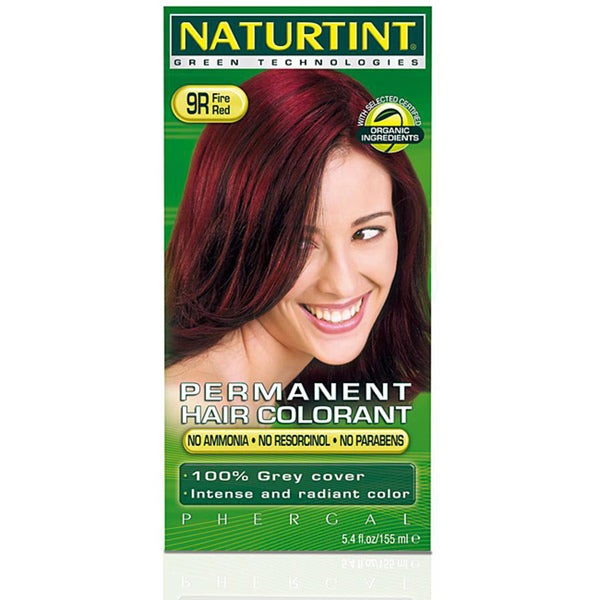 Naturtint Permanent 5.4-ounce Red Fire Hair Colors (Pack of 3)
