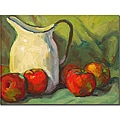 Wendra 'Milk Pitcher' Canvas Art