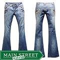 Reco Jeans Women's Dudleya Parva Skinny Flare Stretch Jeans