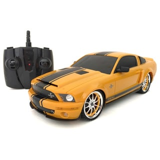 Remote Control 1:18-scale Red Ford Mustang Cobra