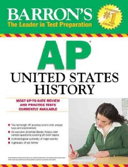 Barron's AP United States History (Paperback)