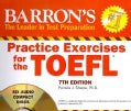 Barron's Practice Exercises for the TOEFL (CD-Audio)
